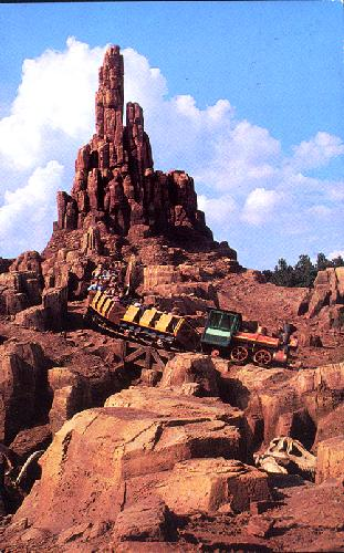0100-11400 THE &QUOT WILDEST RIDE IN THE WILDERNESS &QUOT