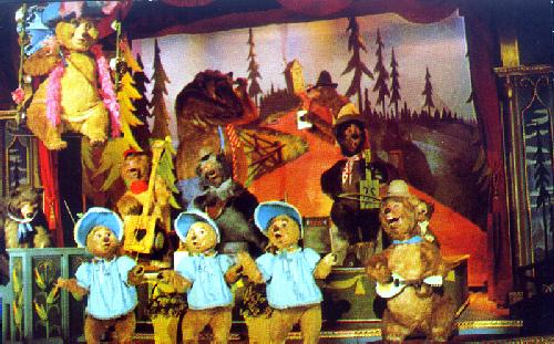 01110218 THE COUNTRY BEAR JAMBOREE