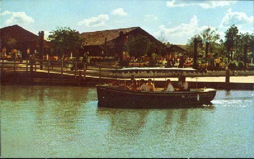01110505 Electric Boat to the Lake Buena Vista Club