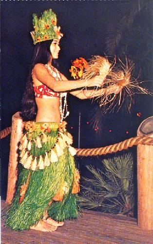 THE POLYNESIAN LUAU