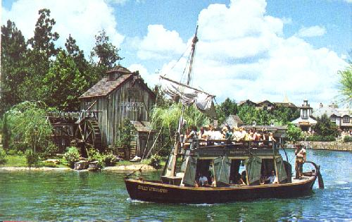 FRONTIERLAND KEEL BOATS